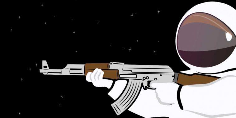 Τι θα γινόταν αν πυροβολούσαμε στο διάστημα;