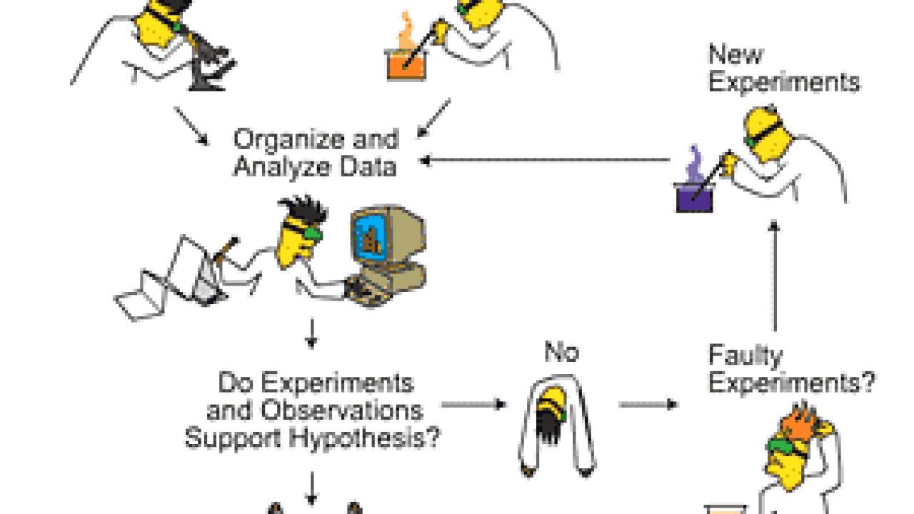 Επιστημονική Μέθοδος : Φύλλο Εργασίας για την τάξη